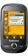 Samsung GT-S3653 Corby: Значки